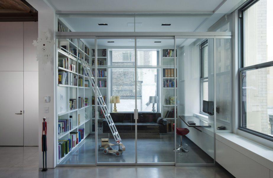 Interior apartemen atau SOHO