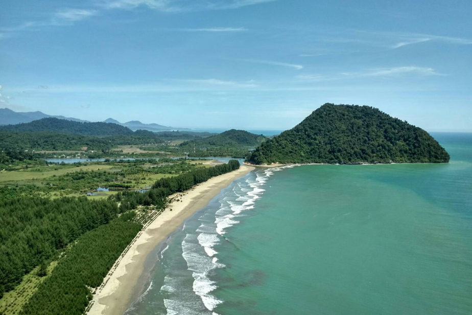 Gunung Grute Aceh
