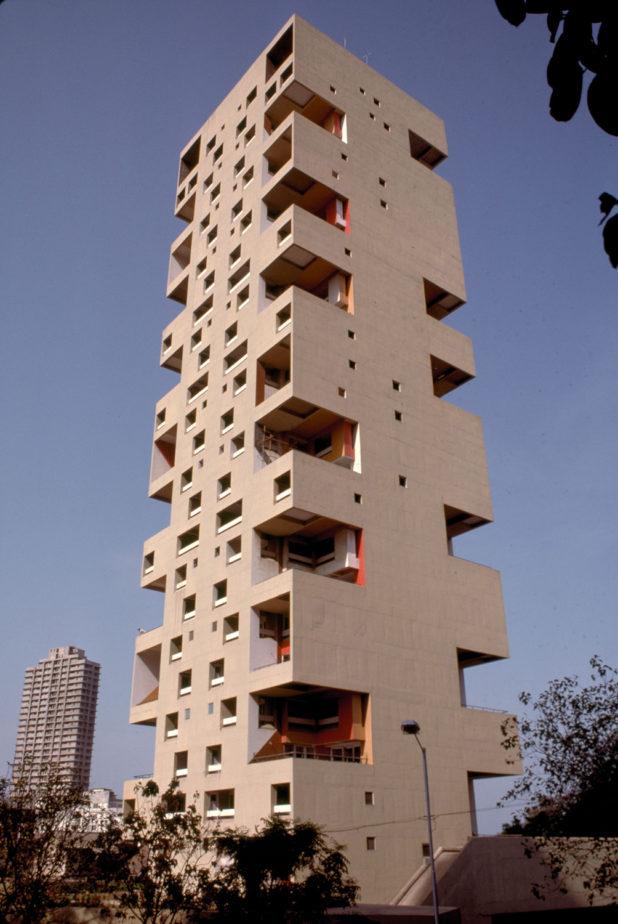 Menonjolkan Elemen Dasar Bangunan