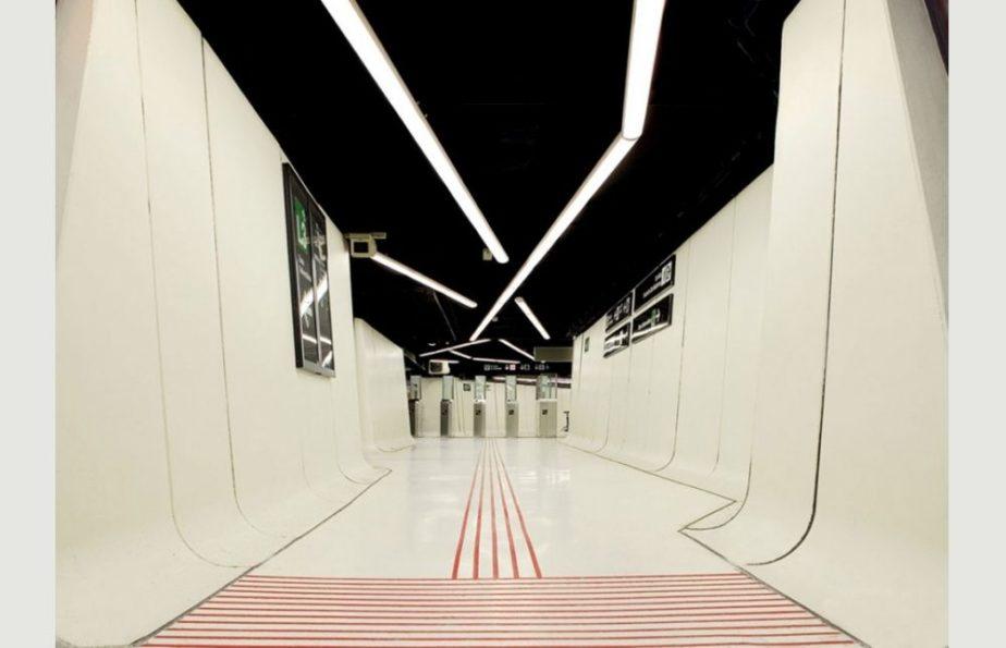Arsitektur Stasiun