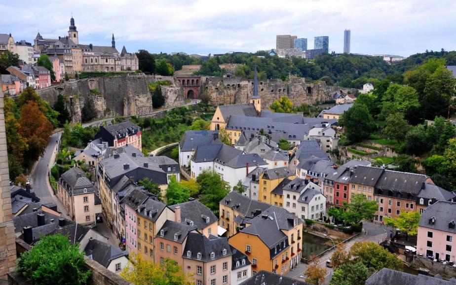 Negara Luxembourg