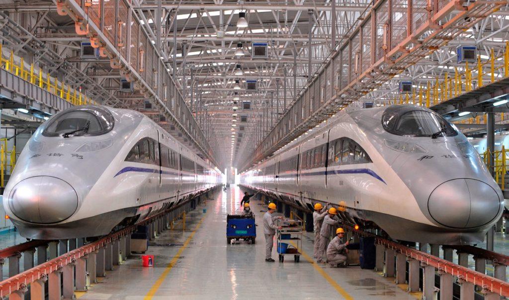Proyek Kereta Cepat