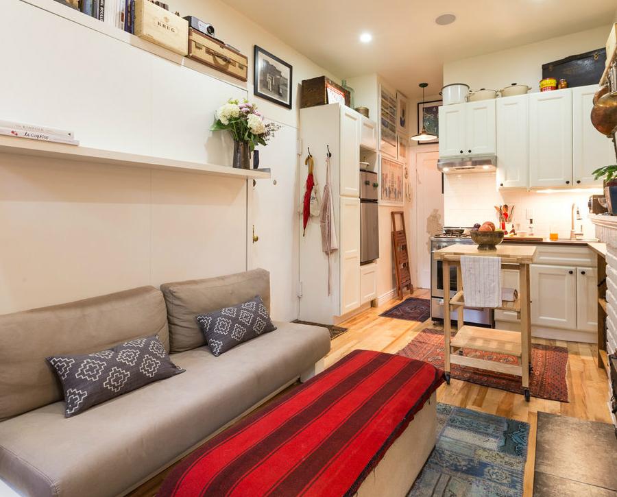 Tampilan Apartment