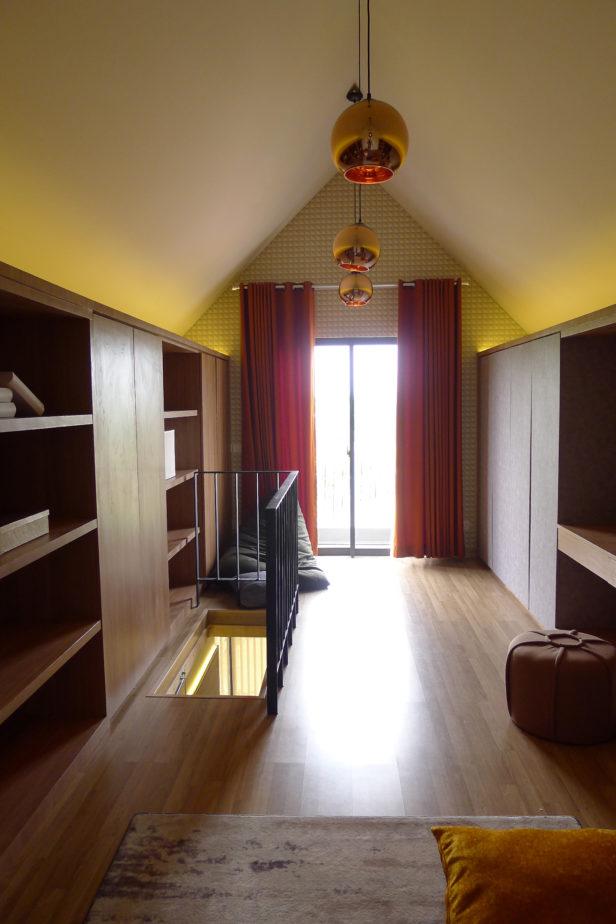 Attic Room Caelus