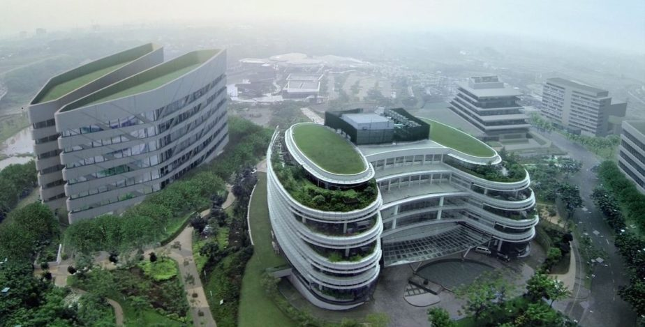 Green Office Park