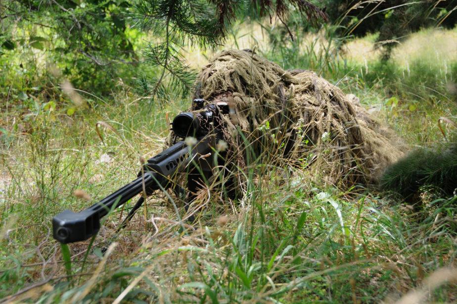 Sniper Kopassus