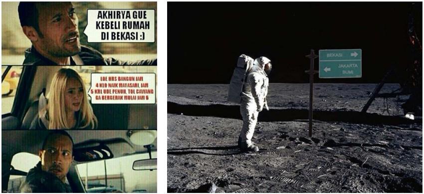 Meme Bekasi & Alien