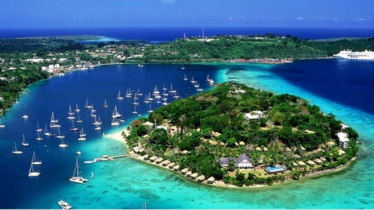 Vanuatu Island